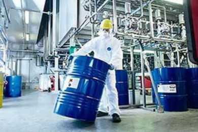 Утилизация опасных отходов